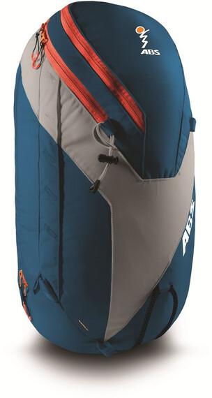 ABS Vario Zip-On 32 Blue/Orange